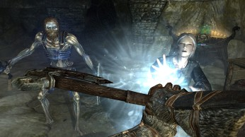 Frost Mage And Draugr