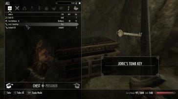 Joric's Tomb