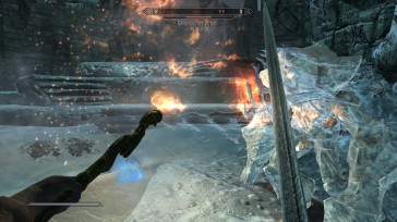Staff of Flames comes in handy!